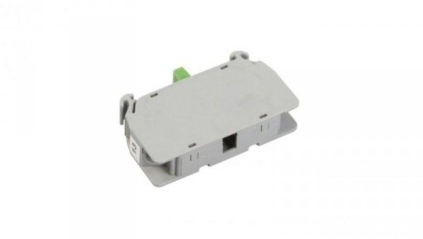 Styk pomocniczy 1Z montaż czołowy SP2210-1