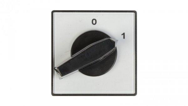 Łącznik krzywkowy 0-1 3P 16A do wbudowania 4G16-10-U 63-840304-021