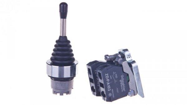 Manipulator dwukierunkowy 22mm 2Z XD4PA12
