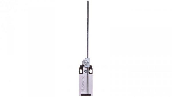 Wyłącznik krańcowy 1R 1Z migowy metal dźwignia z prętem KML2S11