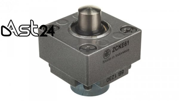Głowica napędowa popychacz stalowy ZCKE61