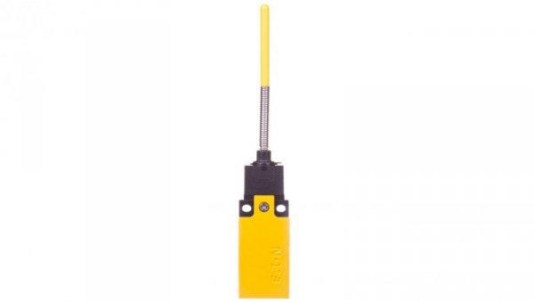 Wyłącznik krańcowy 1R 1Z migowy metal pręt sprężysty LSM-11S/S 266139