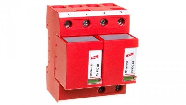 Ogranicznik przepięć B+C Typ 1+2 2P 25/50kA 1,5kV DEHNventil M TN 255 951200