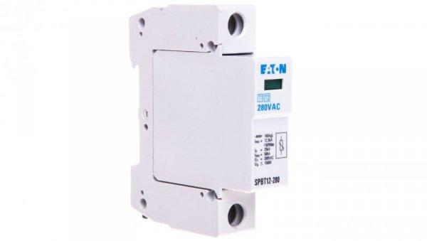 Ogranicznik przepięć B+C Typ 1+2 1P 12,5kA SPBT12-280/1 158306