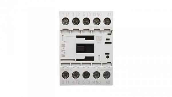 Stycznik mocy 9A 3P 110V AC 1Z 0R DILM9-10(110V50HZ,120V60HZ) 276687