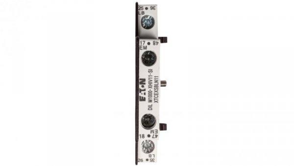 Styk pomocniczy 1Z 1R montaż boczny DILM1000-XHIV11-SI 278426