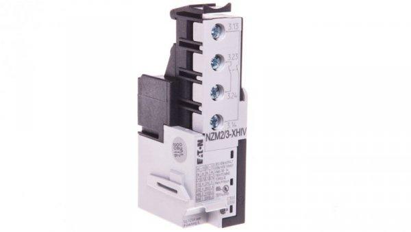 Styk pomocniczy 2Z łączenie z wyprzedzeniem NZM2/3-XHIV 259430