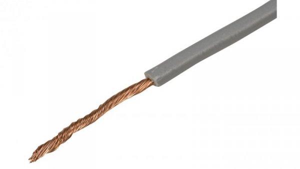 Przewód instalacyjny H05V-K 0,75 szary 4510062 /100m/