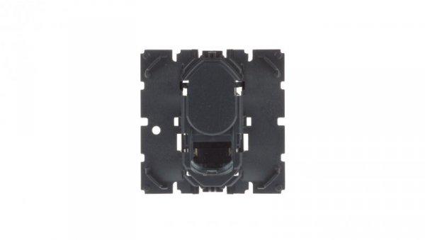 CELIANE Gniazdo komputerowe pojedyncze RJ45 FTP  kat.6 czarne 067345