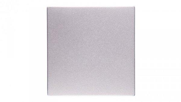 Merten System M Klawisz pojedynczy aluminium MTN433160