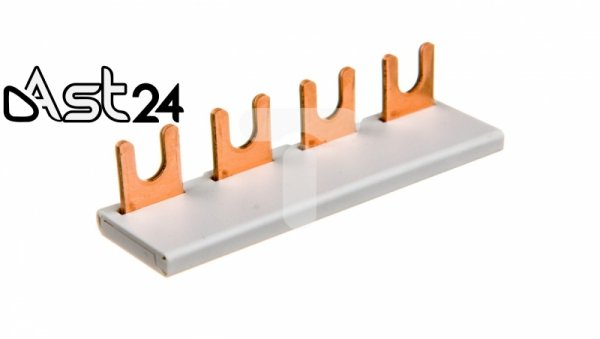 Mostki łączeniowe do ogranicznikow przepiec ZV-KSBI-4TE 263964
