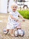 Rowerek biegowy jeździk chodzik mini rower Flaming Ecotoys