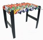 Duże drewniane piłkarzyki stół do gry Ecotoys