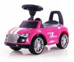 Jeździk pchacz Racer Pink Milly Mally