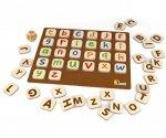 Gra 2w1 - alfabet, memo Viga