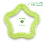Gryzak sensoryczny Bioserie Teether Star Lime