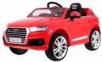 Auto na akumulator Audi Q7 2.4G New Model Czerwony