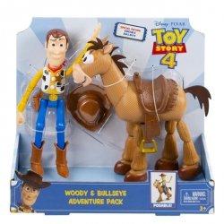 Toy Story 4 Chudy + Mustang Zestaw prezentowy