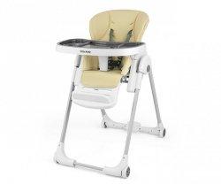 Krzesełko do karmienia Milano Beige Milly Mally