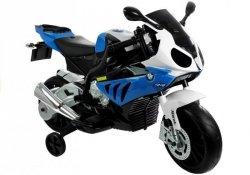 Motor na Akumulator BMW S1000RR Niebieski