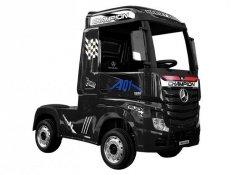 Auto Ciężarówka Tir na Akumulator Mercedes Actros Czarny Lakierowany MP4