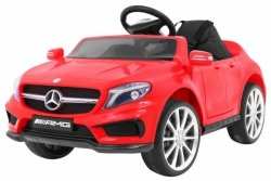 Auto na akumulator  Mercedes AMG GLA-45 Czerwony