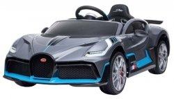 Auto  na akumulator Bugatti Divo Szary