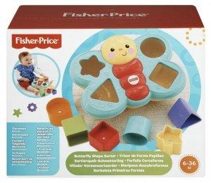 Fisher Price Motylek Sorter kształtów