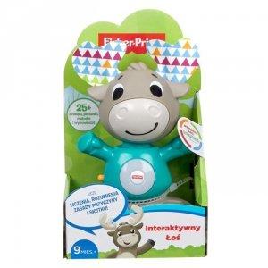 Interaktywny Łoś zabawka  dla dzieci Fisher Price Linkimals