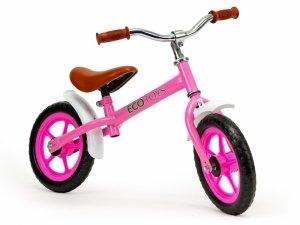 Rowerek biegowy z błotnikami rower dla dzieci jeździk