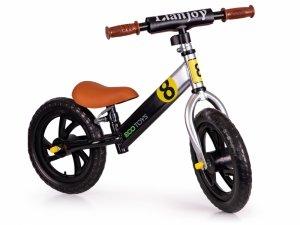 Rowerek biegowy rower dla dzieci jeździk z regulowanym siodełkiem