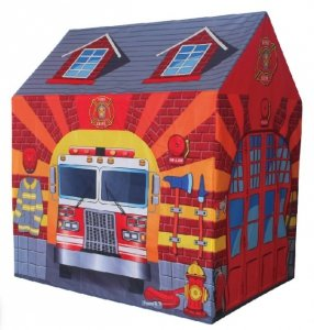 Namiot namiocik domek plac zabaw dla dzieci straż Ecotoys