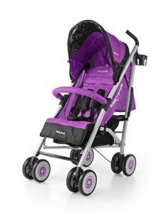 Wózek Meteor Purple Milly Mally