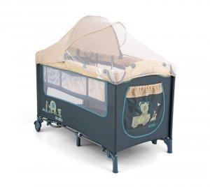 Łóżeczko Mirage Deluxe Blue Toys Milly Mally