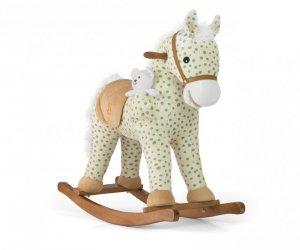 Konik na biegunach Pony Gray Dot Milly Mally