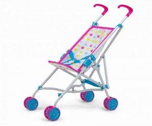Wózek dla lalek Julia Candy Milly Mally