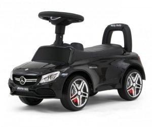 Jeździk pchacz Fiat 500 Black Milly Mally