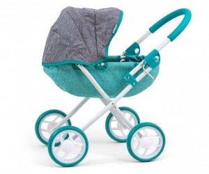 Wózek dla lalek Dori Prestige Mint Milly Mally