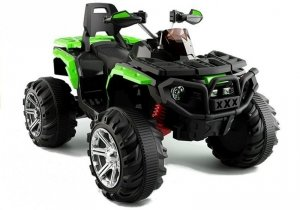 Quad na Akumulator BBH3588 Zielony
