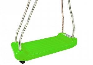 Huśtawka deska dla dzieci zielona