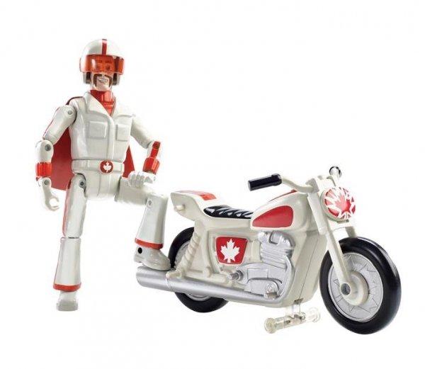 Toy Story 4 Duke Caboom Kaskaderski zestaw