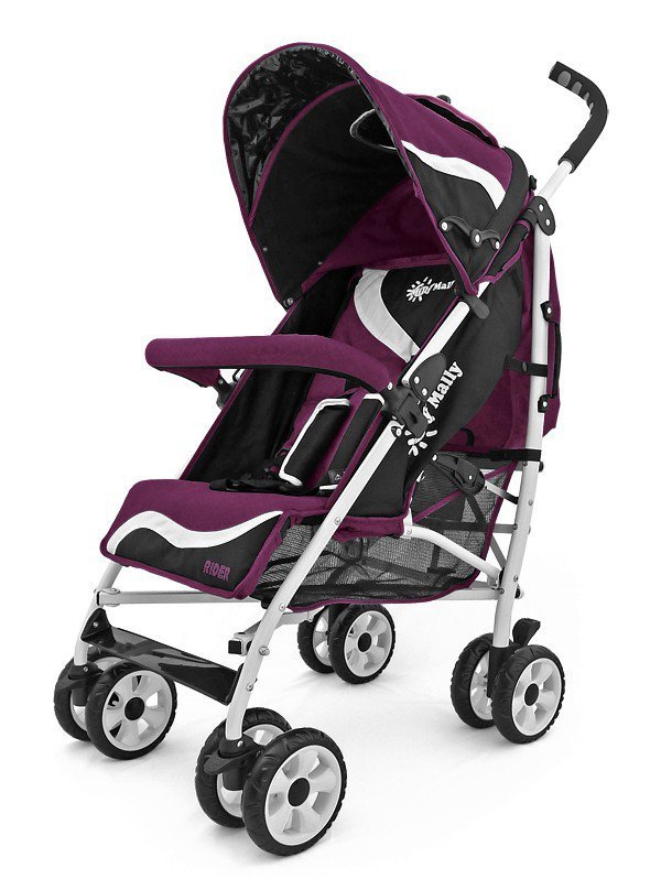 Wózek Rider New Purple Milly Mally