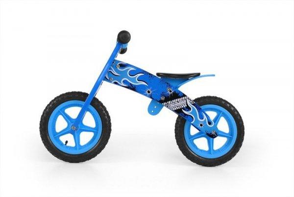 Rowerek Biegowy Flip Blue Milly Mally