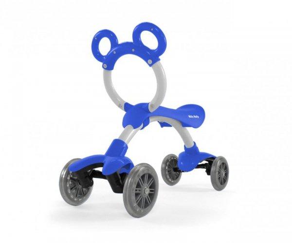 Rowerek biegowy jeździk Orion Flash Blue Milly Mally