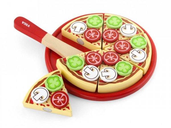 Drewniana pizza do krojenia Viga