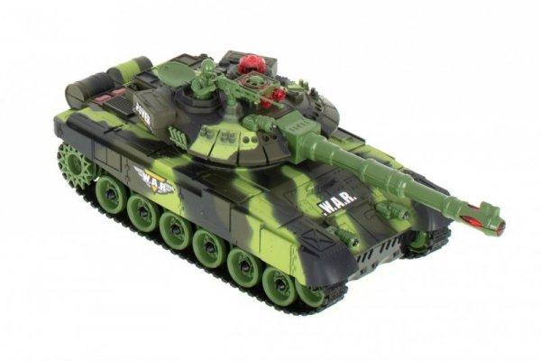 Zestaw Czołgów RC War Tank 9993 2.4GHz