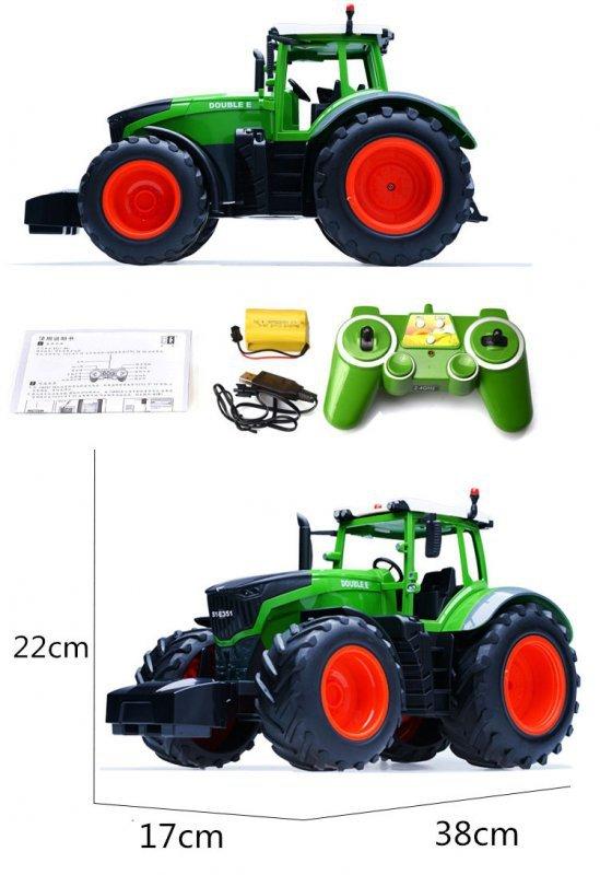 Traktor zdalnie sterowany RC 24G 4CH