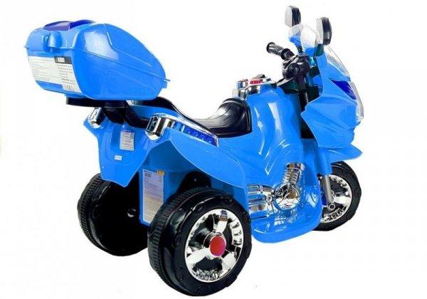 Motor na akumulator HC8051 Niebieski