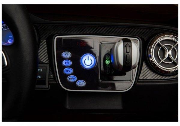 Auto na Akumulator Mercedes X Niebieski Lakierowany