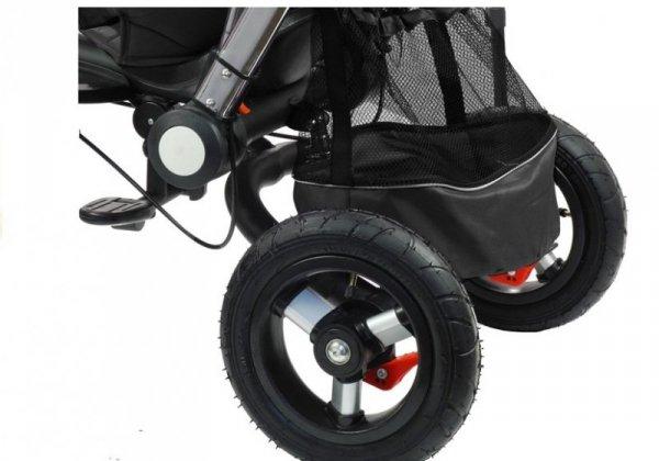 Rower Trójkołowy PRO700 Czarny